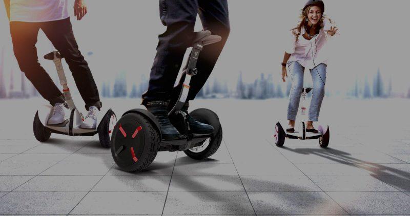 vehiculos de movilidad personal sostenible
