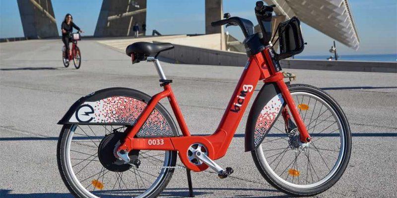 Alquiler bicicleta electrica barcelona